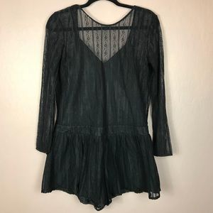 NWT The Fifth Label Playsuit Romper Small